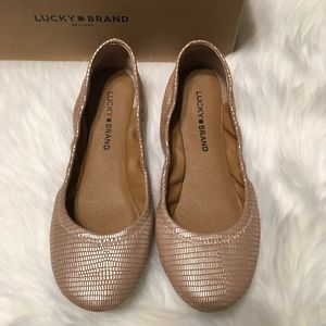 Lucky Brand Shoes - NWT Lucky Brand LK-Elysia Light Beige Size 8